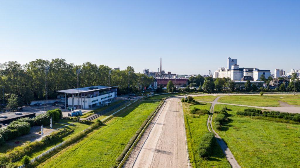 Dialogveranstaltung zu Wendersplatz und Rennbahnpark